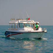 Rent yacht dubai Touring 36ft