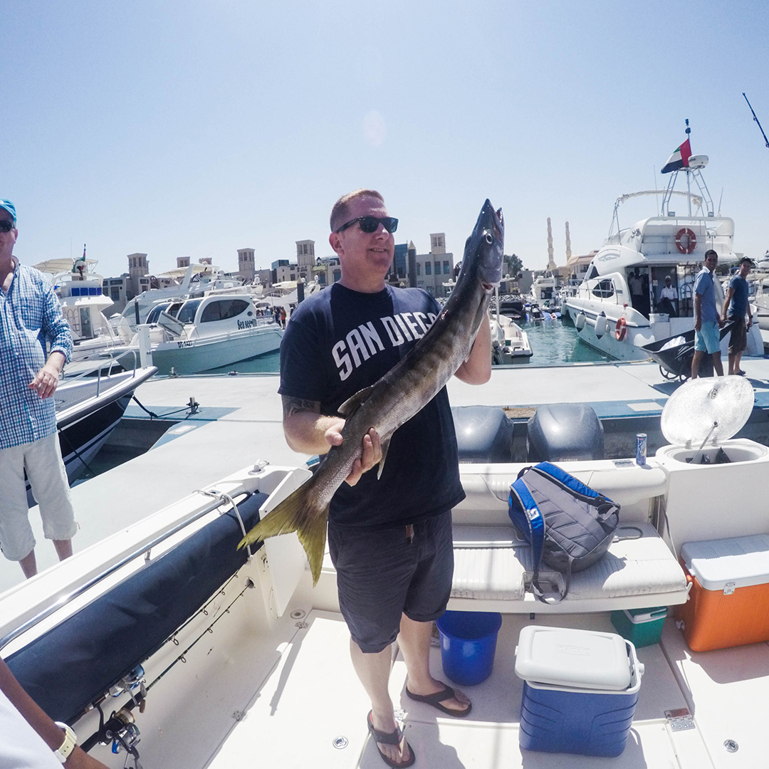 deep sea fishing boat brands